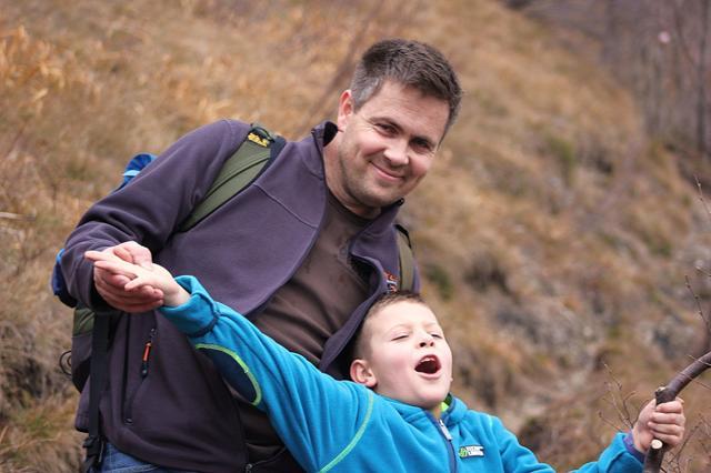 Una buena noticia: los padres del siglo XXI quieren criar a los hijos con consciencia.