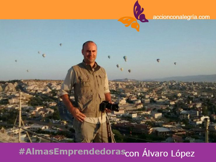 Almas emprendedoras, con Álvaro López