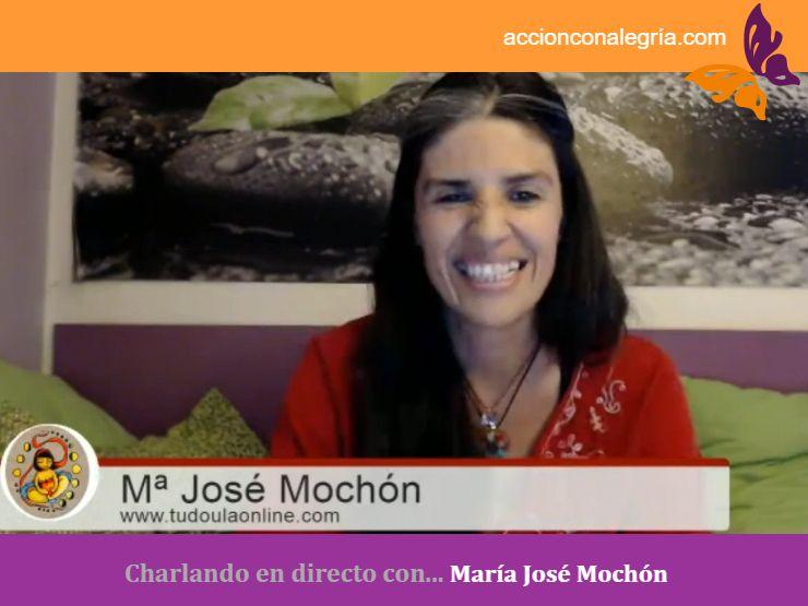 Charlando en directo con… María José Mochón