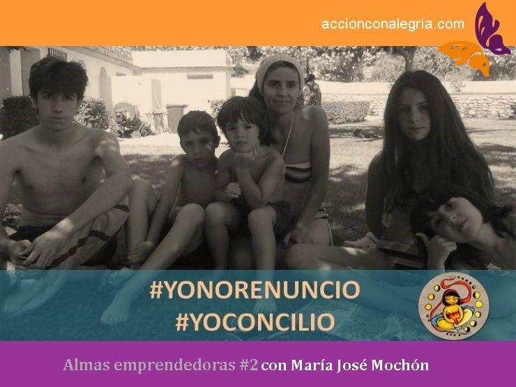 Almas emprendedoras #2 con María José Mochón