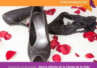 Negocios al desnudo … Empieza una nueva edición de La Chispa de la Vida [marzo-2017]