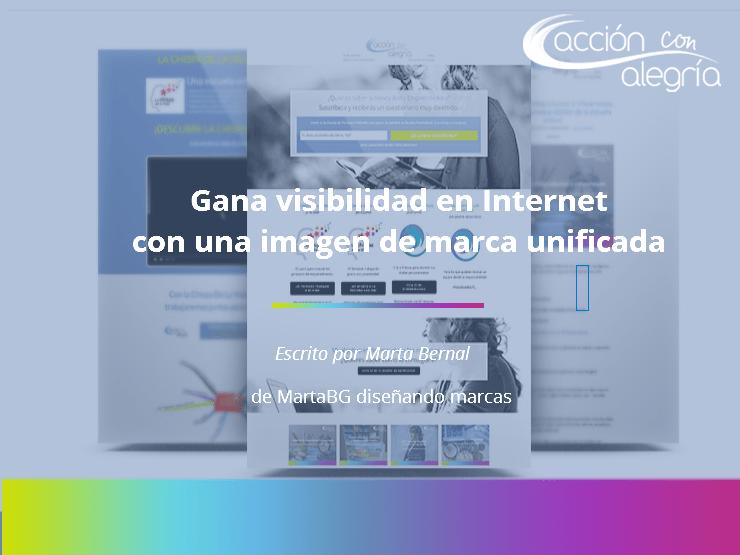 Gana visibilidad en Internet con una imagen de marca unificada