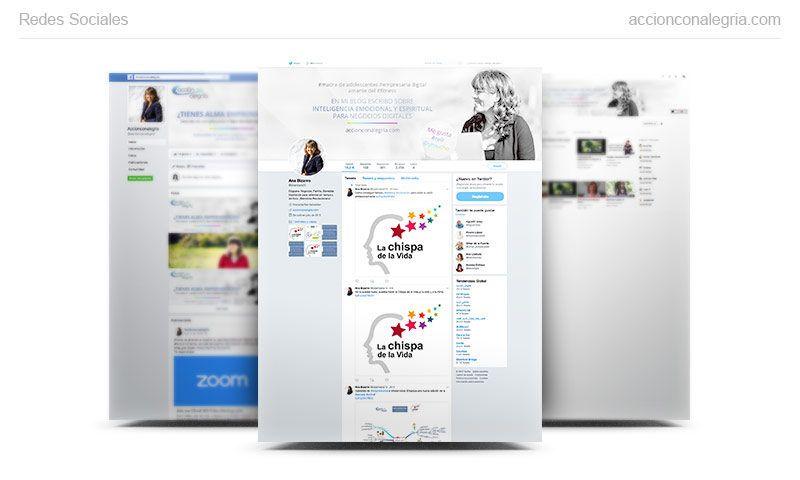 Gana visibilidad en Internet con una imagen de marca unificada Redes sociales