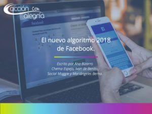 El nuevo algoritmo de Facebook para novatos y las recomendaciones top de expertos en Facebook Ads.