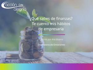 ¿Qué sabes de finanzas personales?