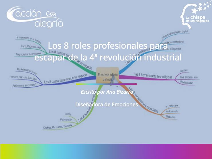 Los 8 roles profesionales para escapar de la 4ª revolución industrial