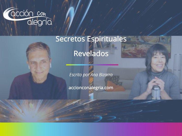 Secretos Espirituales Revelados, el último libro de Raimon Samsó